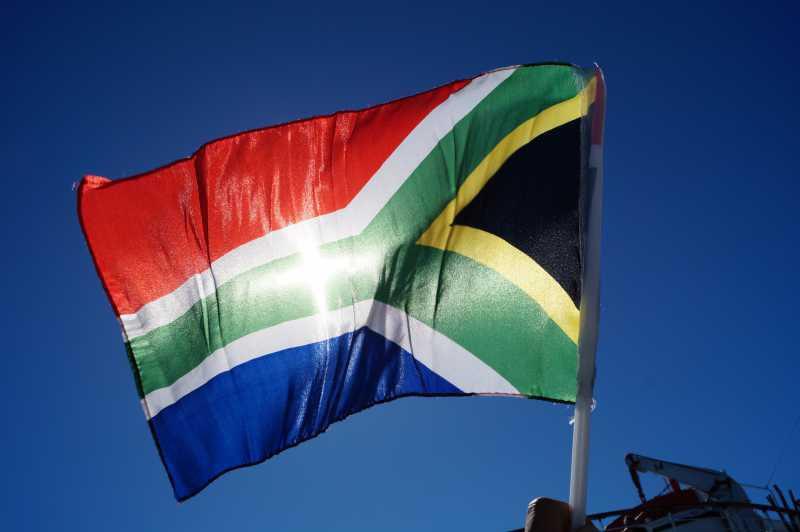 ピースボート78回クルーズ33日目:南アフリカのケープタウンで最高の出航式