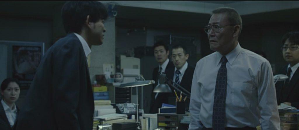 元警察官が「寄生獣」と「HERO2」に警察官役のエキストラ出演