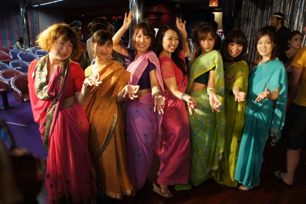 ピースボート71回クルーズ20日目:アジアンファッションショーと2つの海賊