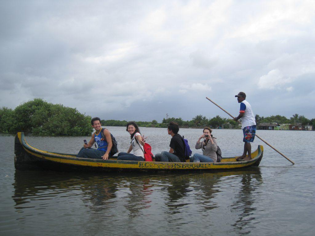 ピースボート71回クルーズ52日目:14ヶ所目の寄港地コロンビアのカルタヘナ