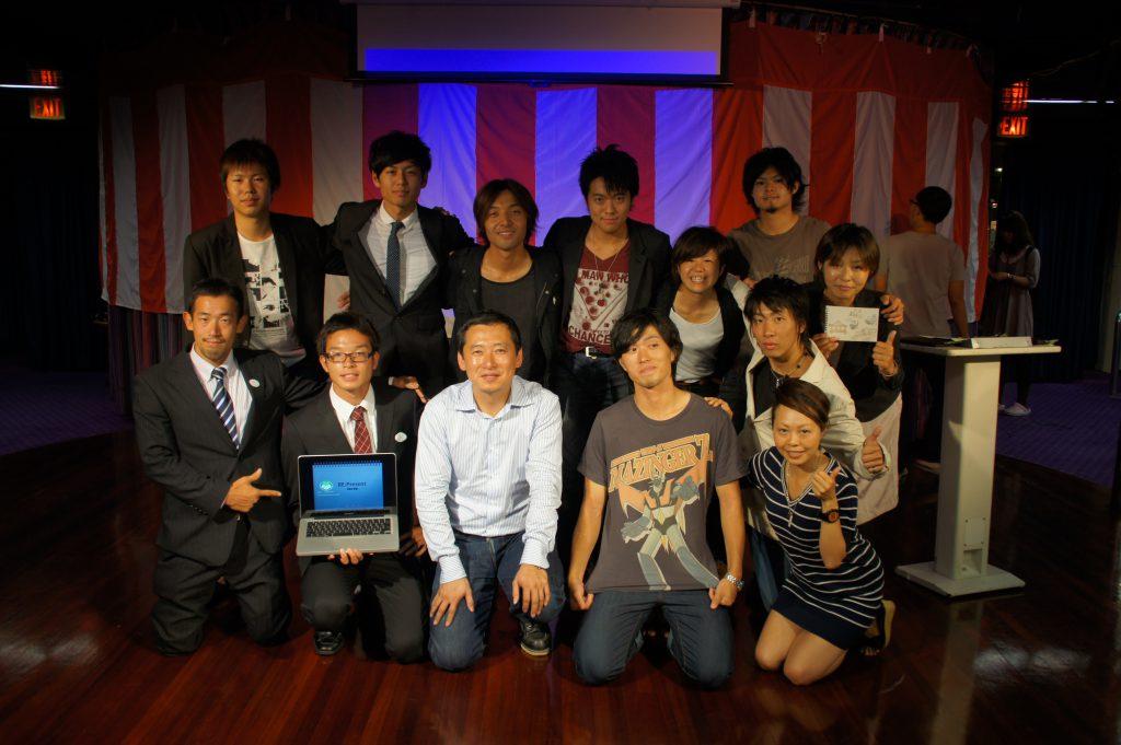 ピースボート71回クルーズ70日目:起業家養成講座の発表会