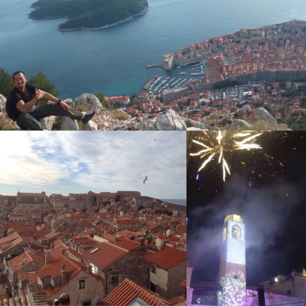 ドゥブロヴニクとスプリトの絶景。世界3周目の12ヵ国目クロアチア。