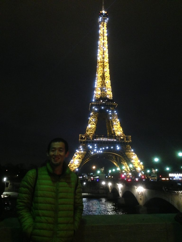 世界3周目フランス。パリのド定番観光 2/21