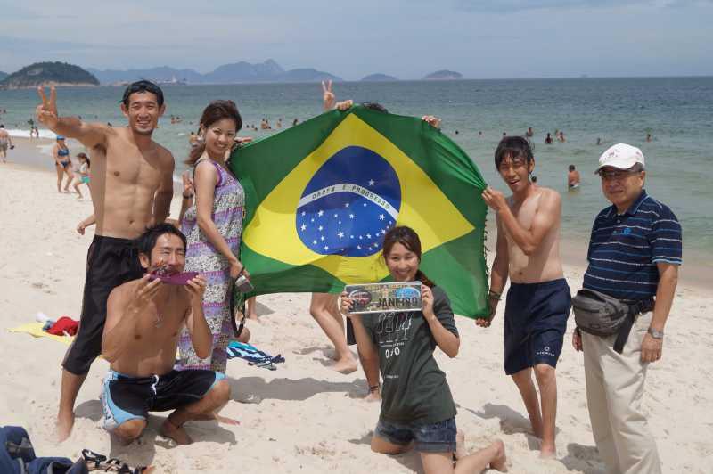 ピースボート78回クルーズ 44日目:人生を楽しむ天才ブラジル人! リオ・デジャネイロ寄港
