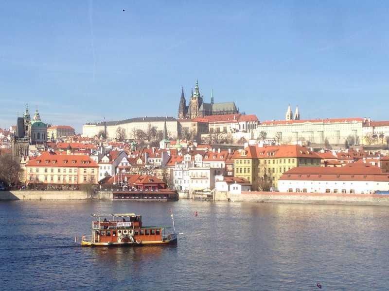 【チェコのプラハ。世界一美しい街の光と影。3/4 その2】