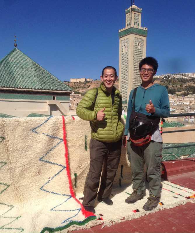 世界一の迷宮都市フェズ旧市街。世界3周目:モロッコ。3/28〜3/29
