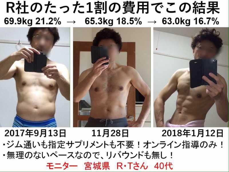 仙台でパーソナルトレーニングをするなら、元有名パーソナルジムのトレーナーによる出張パーソナルがお勧め!
