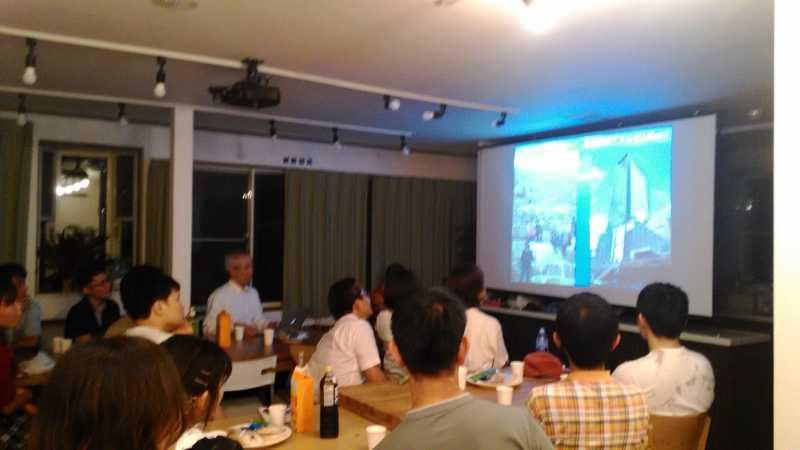 『OH!バンデス』でも紹介された仙台の新しいゲストハウスKIKOで、世界3周など旅の話をしてきた!
