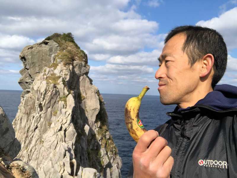 壱岐島をレンタル自転車で一周し、猿岩、鬼の足跡、観音和多などを見てきた!約60㎞走破!